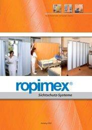 ropimex - Sichtschutz - Systeme - ppm-marburg