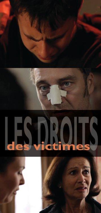 Guide «Les droits des victimes - Ministère de la Justice