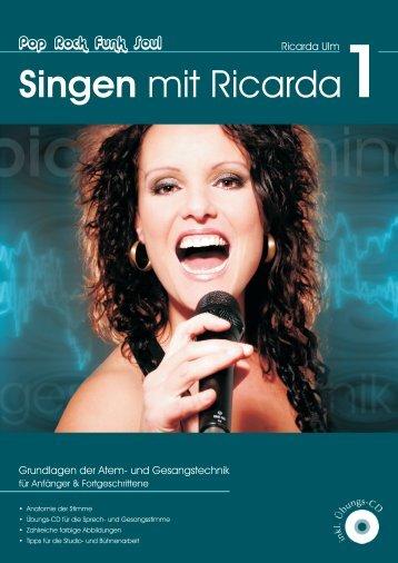 Singen mit Ricarda1