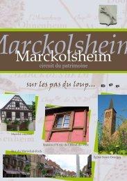 sur les pas du loup - Ville de Marckolsheim