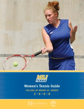 about this guide - MSJ Lions Athletics