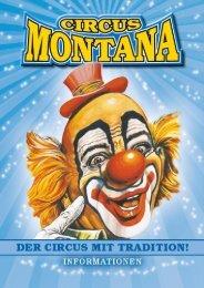 Circus Montana in Baden-Baden 2012
