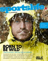 sportslife Maerz - April 2014