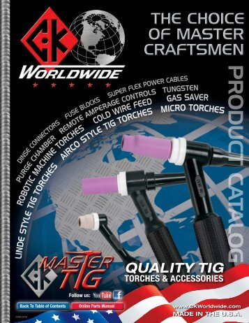 PRODUCT CATALOG - CK Worldwide