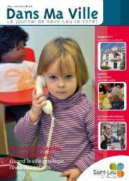 Magazine de mars 2012 - Saint-Leu-La-Forêt