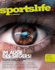 sportslife Juli - August 2014