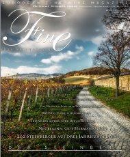 FINE Das Weinmagazin - 04/2013