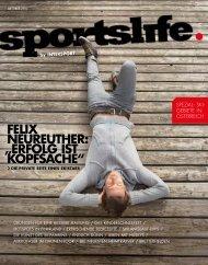sportslife September - Oktober 2014