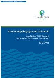 Community engagement schedule 2012 REVISED ESR