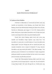 BAB IV HASIL PENELITIAN DAN PEMBAHASAN 4.1 Gambaran ...