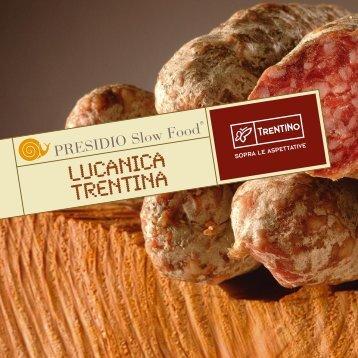 LUCANICA TRENTINA - Strade del Vino e dei Sapori del Trentino
