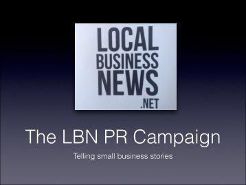LBN-Participation-Presetation