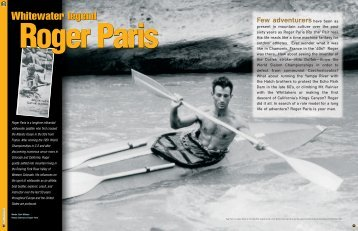 Roger Paris profile - Funhog Press