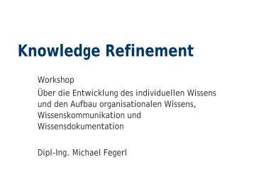 Wissenskommunikation und Wissensdokumentation - STENUM GmbH