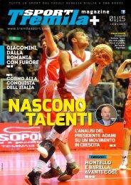 Sport Tremila + Magazine
