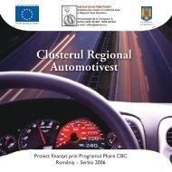 Broşură de prezentare - Automotivest