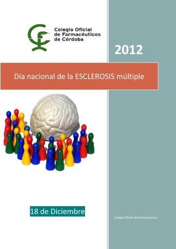 Información sobre Esclerosis Múltiple