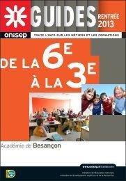 Académie de Besançon - Mission TICE