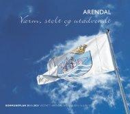Samfunnsdelen - Arendal kommune
