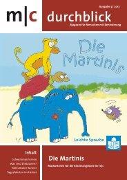 durchblick m|c - Martinsclub Bremen e.V.