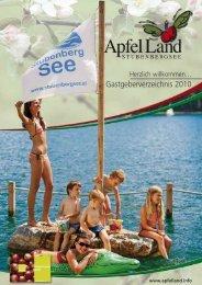 Im Juli und August 2010 - Apfelland Stubenbergsee Tourismus ...