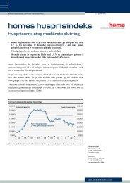 Se home husprisindeks for december 2012 med grafer