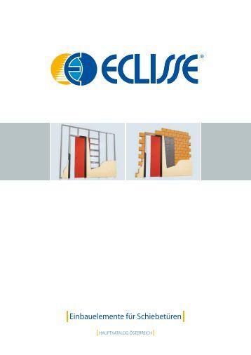 montageanleitung modell syntesis line trockenbau 1 eclisse. Black Bedroom Furniture Sets. Home Design Ideas