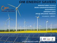 to Download - Om Energy Savers