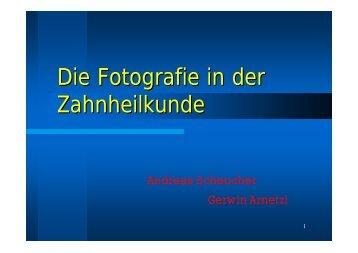 Fotographie - Graz-Zahn