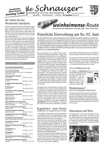 Ausgabe 24 - de-schnauzer.de