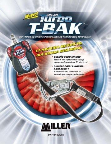 deseño todo en uno • cumple con la norma ansi z359.1 - Miller Fall ...