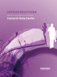 infrastructure - Comarch