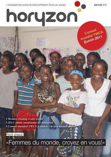 World YWCA Council - Horyzon