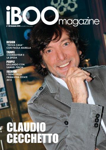 iBOO Magazine Gennaio 2015