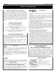 PARISH MINISTRIES MASS INTENTIONS MASS ... - St. James Parish - Page 4