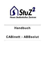 StuZ2 Handbuch - VSETH