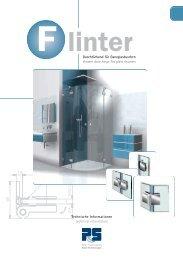 technischer Katalog Flinter (PDF 4.8 MB) - Pauli