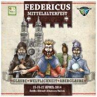 FRIEDRICH II von HoHEnstauFEn Ist... FEDERICus - Fortis Murgia