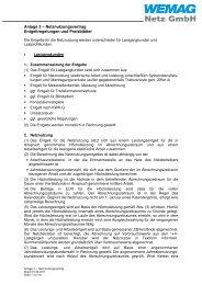 Anlage 3 Entgeltregelungen NNV WNG_01.04.2011 - Wemag Netz