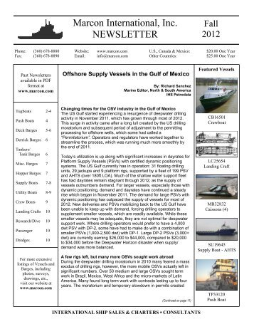 Glossary of shipping terms 2012 pdf