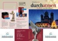 Geschenke aus Maria Laach Weihnachten 2009 ... - ars liturgica