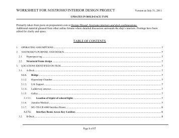 Nostromo Interiors - Design Project_docx - EATEL.net