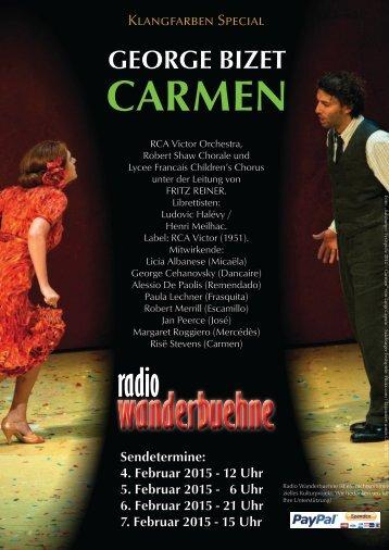 George Bizet - Carmen