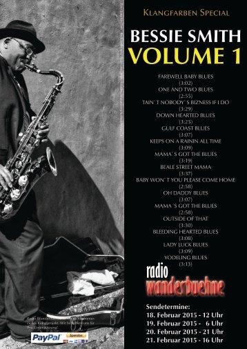 Bessie Smith - Volume 1