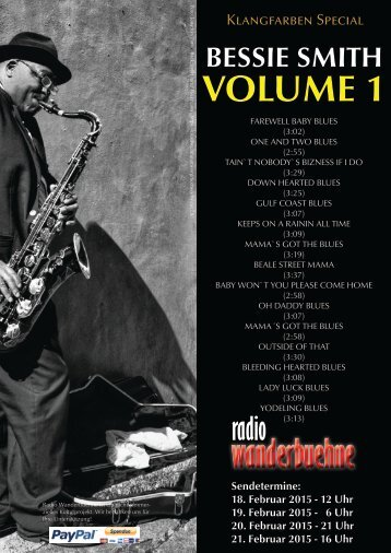 Bessie Smith - Volume 1