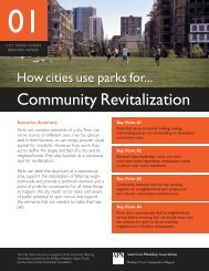Community Revitalization