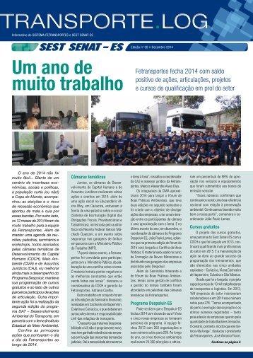 Jornal Transporte.LOG