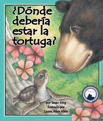 ¿Dónde debería estar la tortuga? - Sylvan Dell Publishing