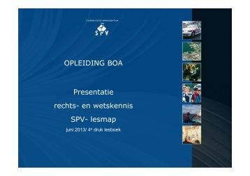 PowerPoint BOA rechts- en wetskennis juni 2013.pdf