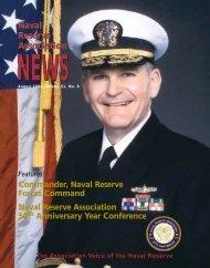 Naval Reserve Association Naval Reserve Association